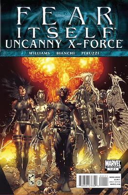 Fear Itself: Uncanny X-Force