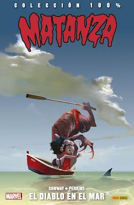 Matanza. 100% Marvel (Rústica con solapas) #2