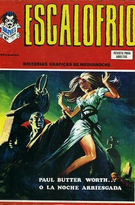 Escalofrio. Historias gráficas de medianoche (1973-1979) #51