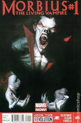 Morbius: The Living Vampire (Vol. 2 2013) (Comic Book) #1