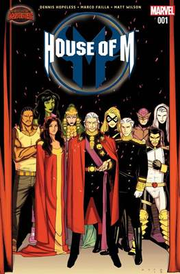 House of M Vol. 2 #1