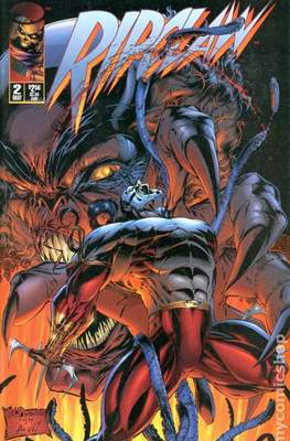 Ripclaw Vol. 1 (1995) (Grapa) #2