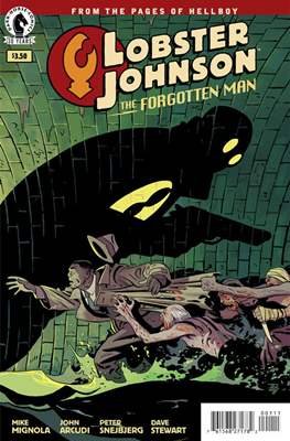 Lobster Johnson (Comic Book) #23