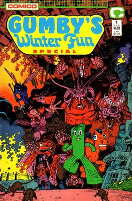 Gumby's Winter Fun Special