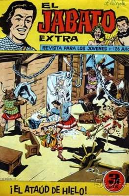 El Jabato extra (Grapa,) #26