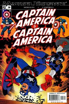 Captain America Vol. 4 (Comic Book) #28