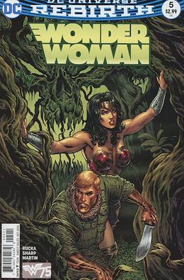 Wonder Woman Vol. 5 (2016-2020) #5