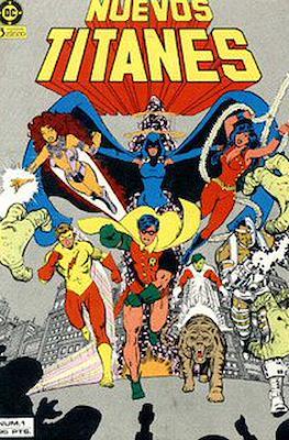 Nuevos Titanes Vol. 1 (1984-1988) (Grapa 40 pp) #1