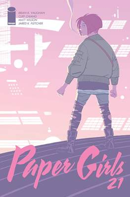 Paper Girls (Comic-book) #21