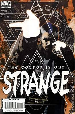 Strange Vol. 2 (2009-2010) (Comic Book) #1