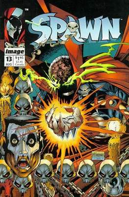 Spawn (Comic Book) #13