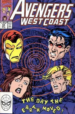 West Coast Avengers Vol. 2 (Comic-book. 1985 -1989) #58