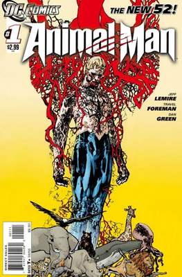 Animal Man Vol. 2 (2011-2014) (Comic Book) #1