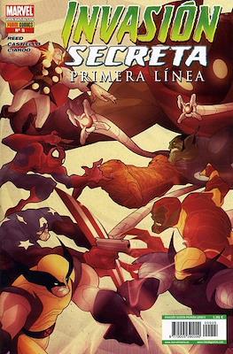 Invasión Secreta: Primera Línea (2009) (Grapa) #5