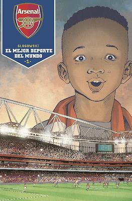 Arsenal (Cartoné 64 pp) #1
