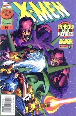 X-Men Vol. 2 / Nuevos X-Men (1996-2004) (Grapa 24 pp) #14