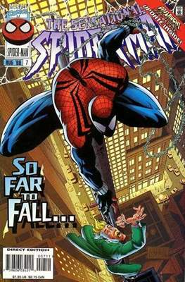 The Sensational Spider-Man (1996-1998) (Comic Book) #7