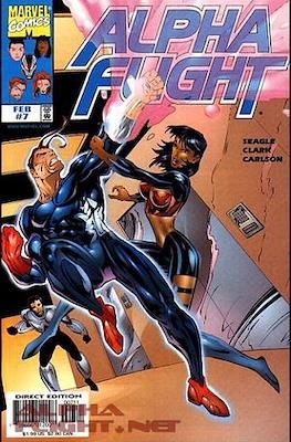 Alpha Flight Vol. 2 (1997-1999) #7