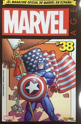 Marvel Age (2016-) (Grapa) #38