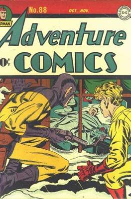 New Comics / New Adventure Comics / Adventure Comics (1935-1983; 2009-2011) (Saddle-Stitched) #88