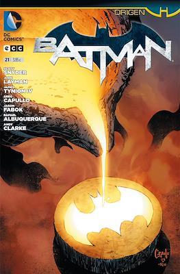 Batman: Nuevo Universo DC / Renacimiento (Grapa) #21
