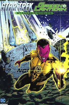 Star Trek Green Lantern Vol. 2: Stranger Worlds (Comic Book) #2
