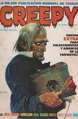 Creepy (Grapa, 1979) #0