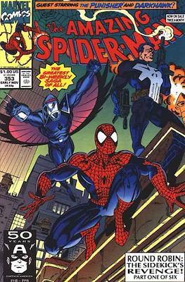 The Amazing Spider-Man Vol. 1 (1963-1998) (Comic-book) #353