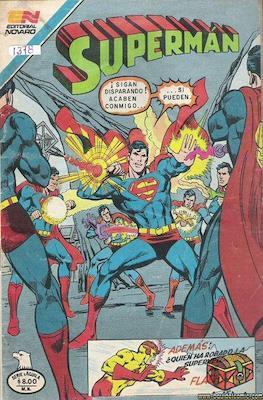 Supermán (Grapa) #1378