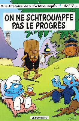 Les Schtroumpfs (Cartonné) #21