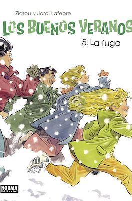 Los buenos veranos (Cartoné, 56 pp) #5