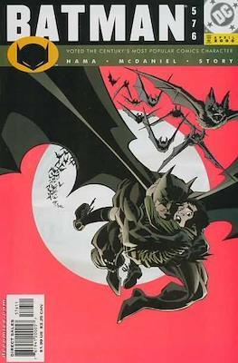 Batman Vol. 1 (1940-2011) (Comic Book) #576