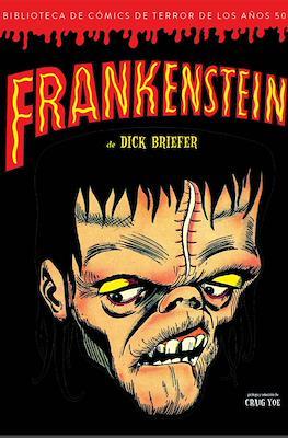 Biblioteca de cómics de terror de los años 50 (Cartoné 150 pp) #2
