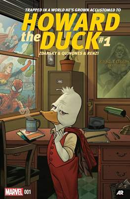 Howard the Duck Vol. 5 (2015) (Comic-book) #1