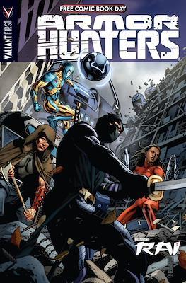 Free Comic Book Day: Armor Hunters