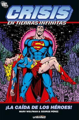 Crisis En Tierras Infinitas (Rústica) #4