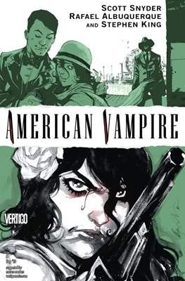 American Vampire Vol. 1 #5