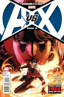 Avengers vs. X-Men (Comic-book) #10