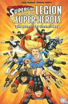 Legion of Super-Heroes Vol. 5 (2005-2009) (Softcover) #6