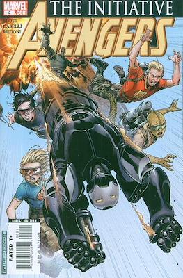 Avengers The Initiative (2007-2010) #2