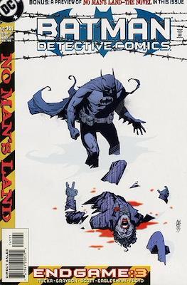 Detective Comics Vol. 1 (1937-2011; 2016-) (Comic Book) #741