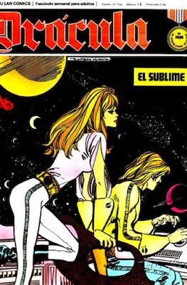 Drácula (Grapa, 20 páginas) #4