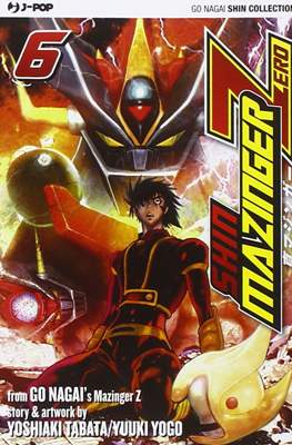 Shin Mazinger Zero #6