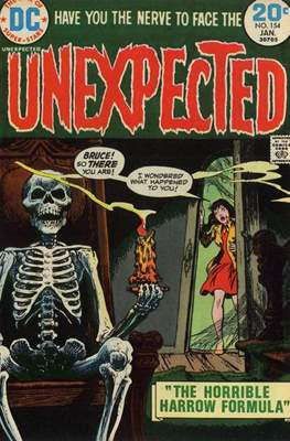 The Unexpected (Comic Book) #154