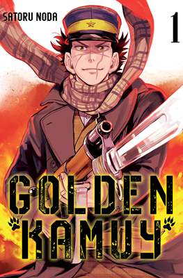 Golden Kamuy (Rústica) #1