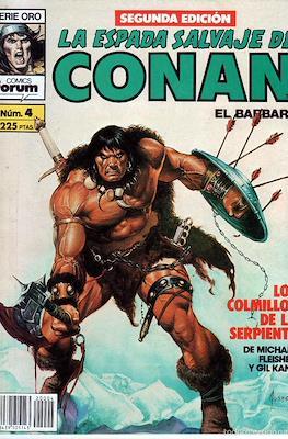La Espada Salvaje de Conan Vol. 1. 2ª edición (Grapa. 64 páginas) #4