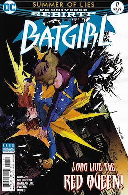 Batgirl Vol. 5 (2016-) (Comic Book) #17