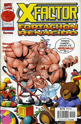 X-Factor: Fortachón renacido (1998)