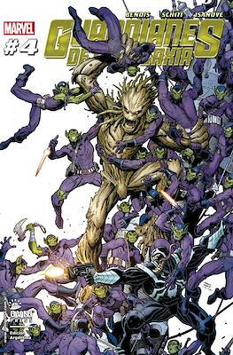 Guardianes de la Galaxia Vol. 2 (Rústica) #4