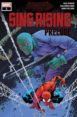 The Amazing Spider-Man: Sins Rising Prelude